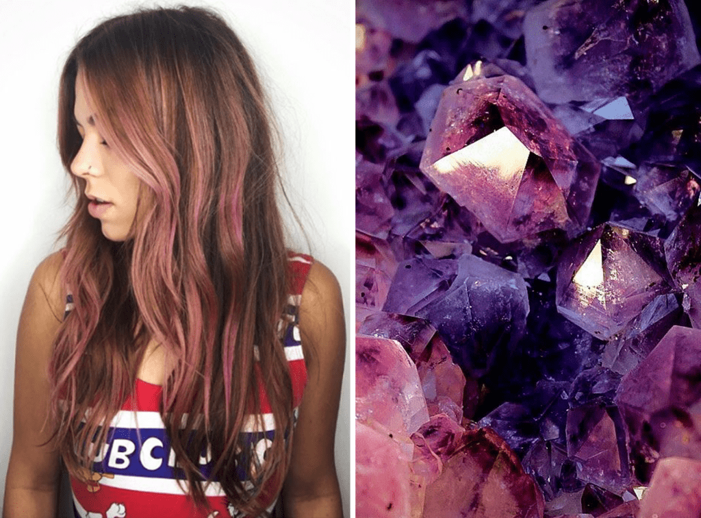 gem tone hair color amethyst hair color topaz hair emerald hair jade hair gem tone hair color melinda miller rider