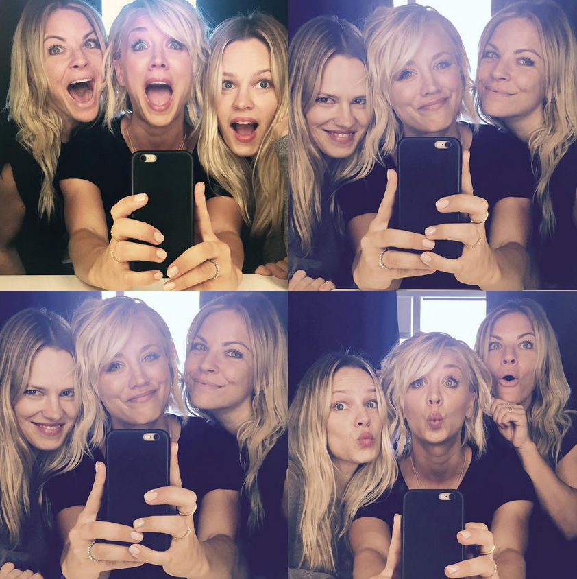 Kaley Cuoco Christine Symonds