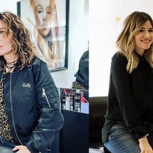 Most Influential Women in Hair Sally Hershberger Alli Webb DryBar
