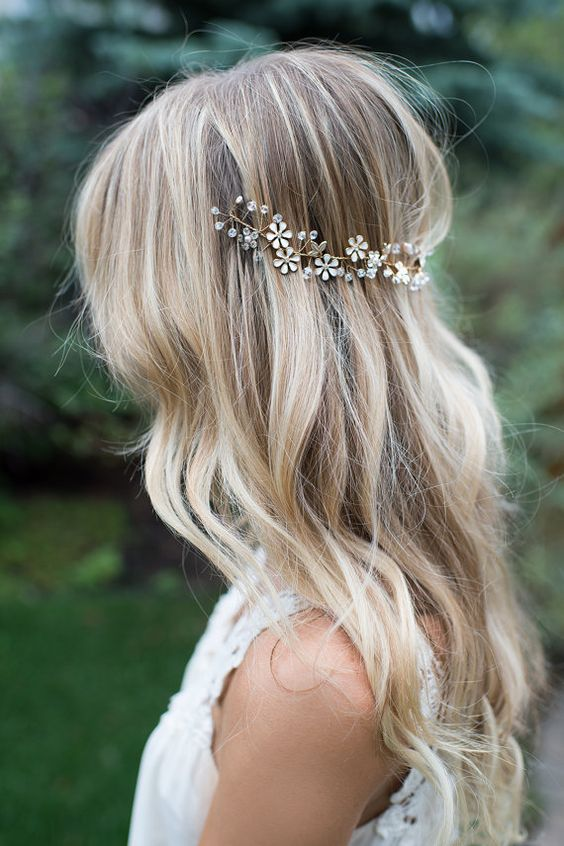 Mane Addicts 26 Gorgeous Bridal Hair Ideas We Found On Pinterest