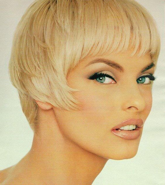 Mane Addicts Happy Birthday Linda Evangelista Tbt To
