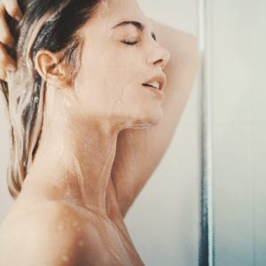 washing hair in shower how often should i wash my hair