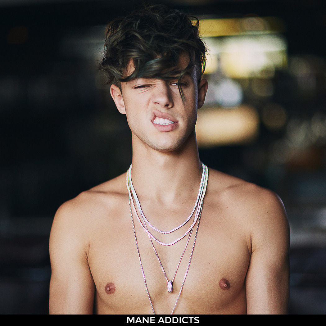 Mane Addicts Cameron Dallas On The Key To Confidence And