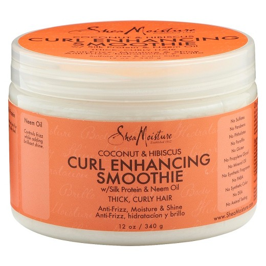 Shea Moisture Curl Enhancing Smoothie Target Hair Products
