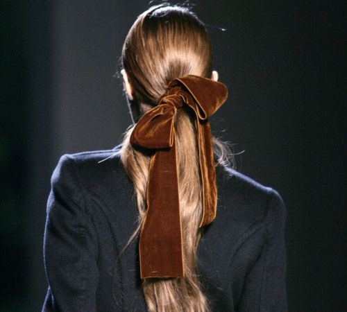 brown velvet bow pinterest bow hair