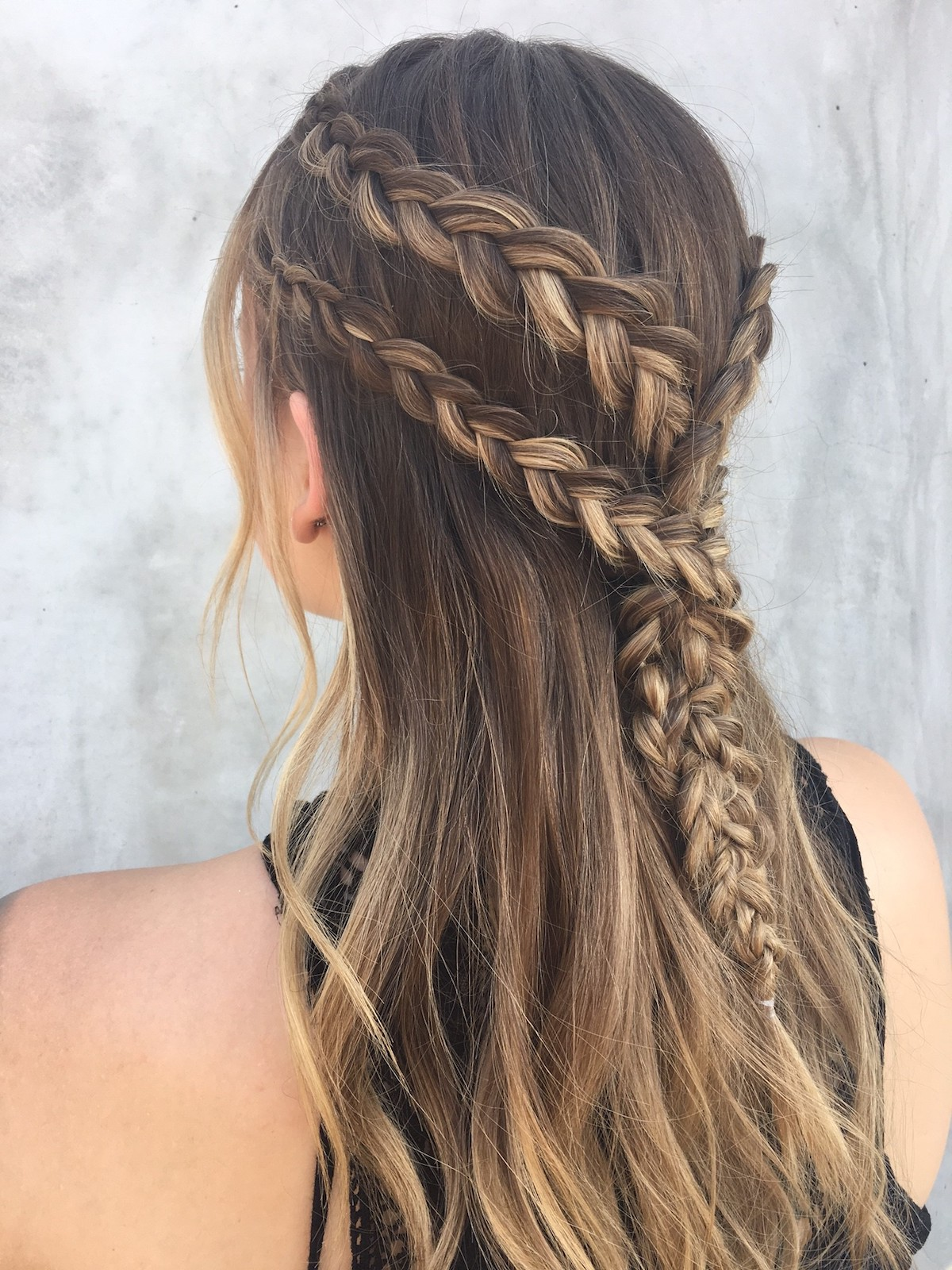 Mane addicts a game of thrones hair how to for grandiose for Salon locks twists tresses
