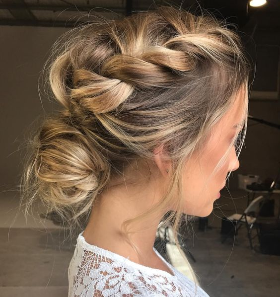 updos emma chen artistry updo hairstyles Pinterest updo inspiration