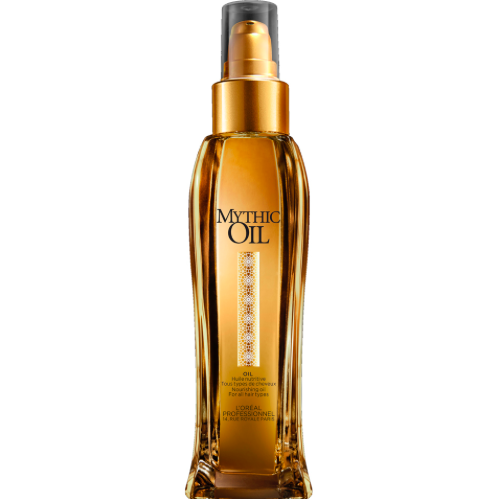 Loreal Professional Mythic Oil Nourishing Hair Oil mane addicts review
