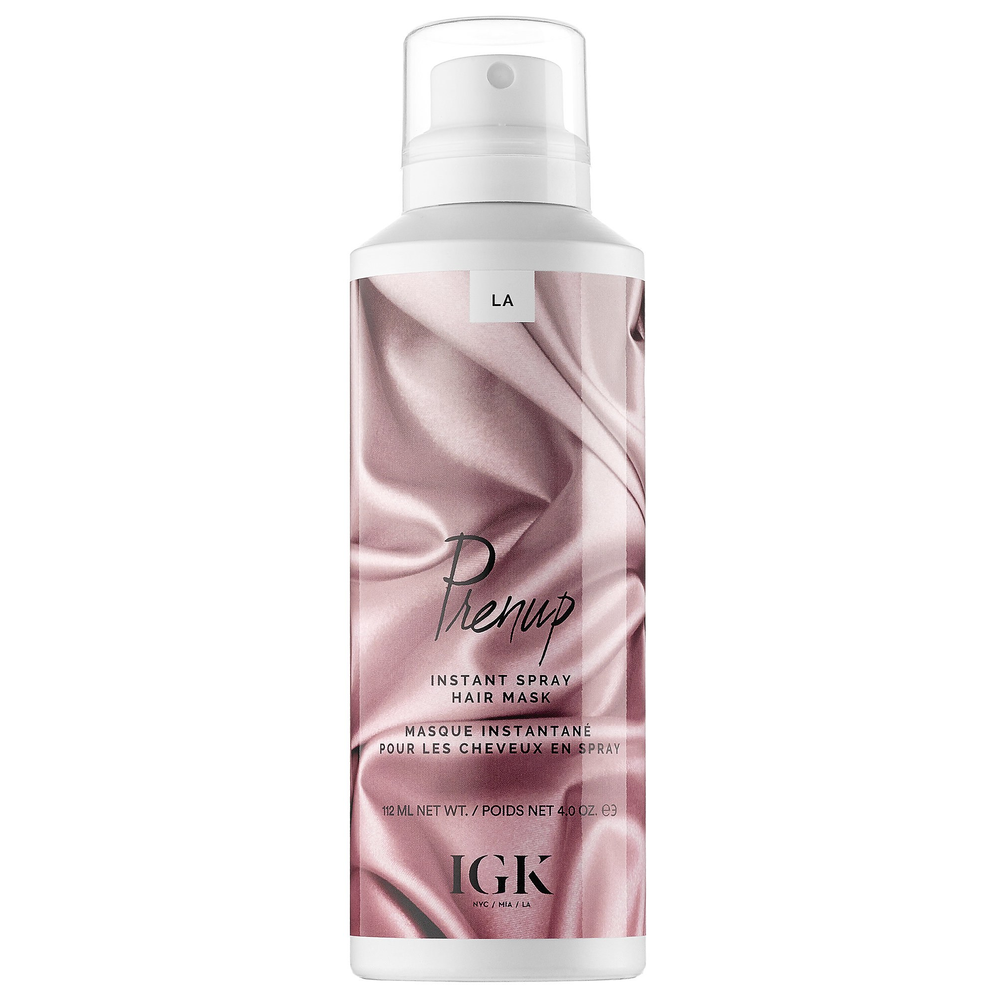 IGK Laid-Back Spray Protect Blowout From Frizz and Humidity