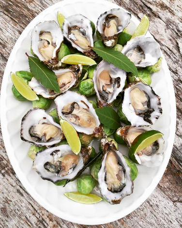 Oysters Foods For Healthy Long Hair