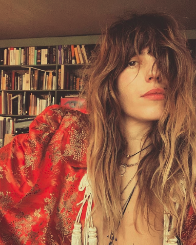 Lou Doillon French Girl Hair Inspiration