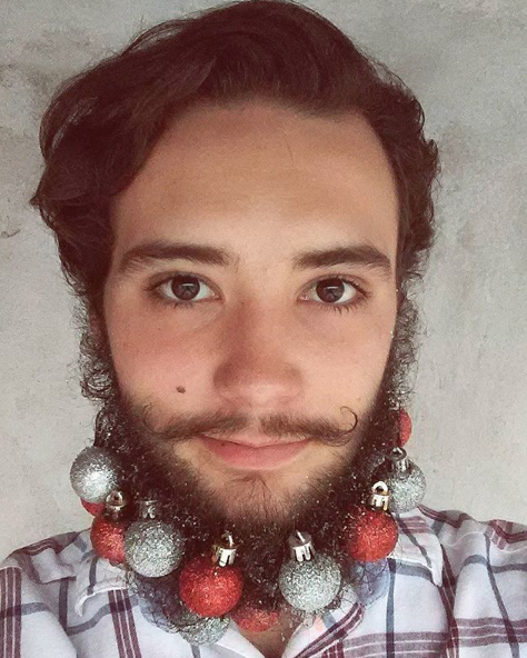 Holiday Beard 1