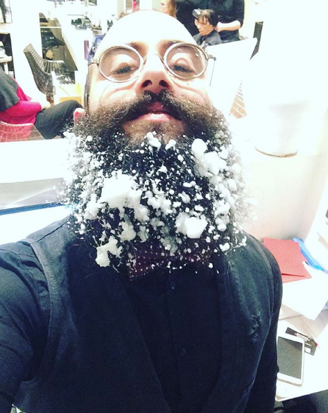 Holiday Beard 6