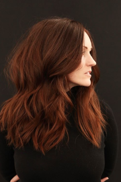 Easy Hairstyles When You Re Growing Out Your Lob Mane Addicts