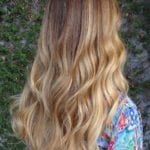 blonde haircolor by sarah conner