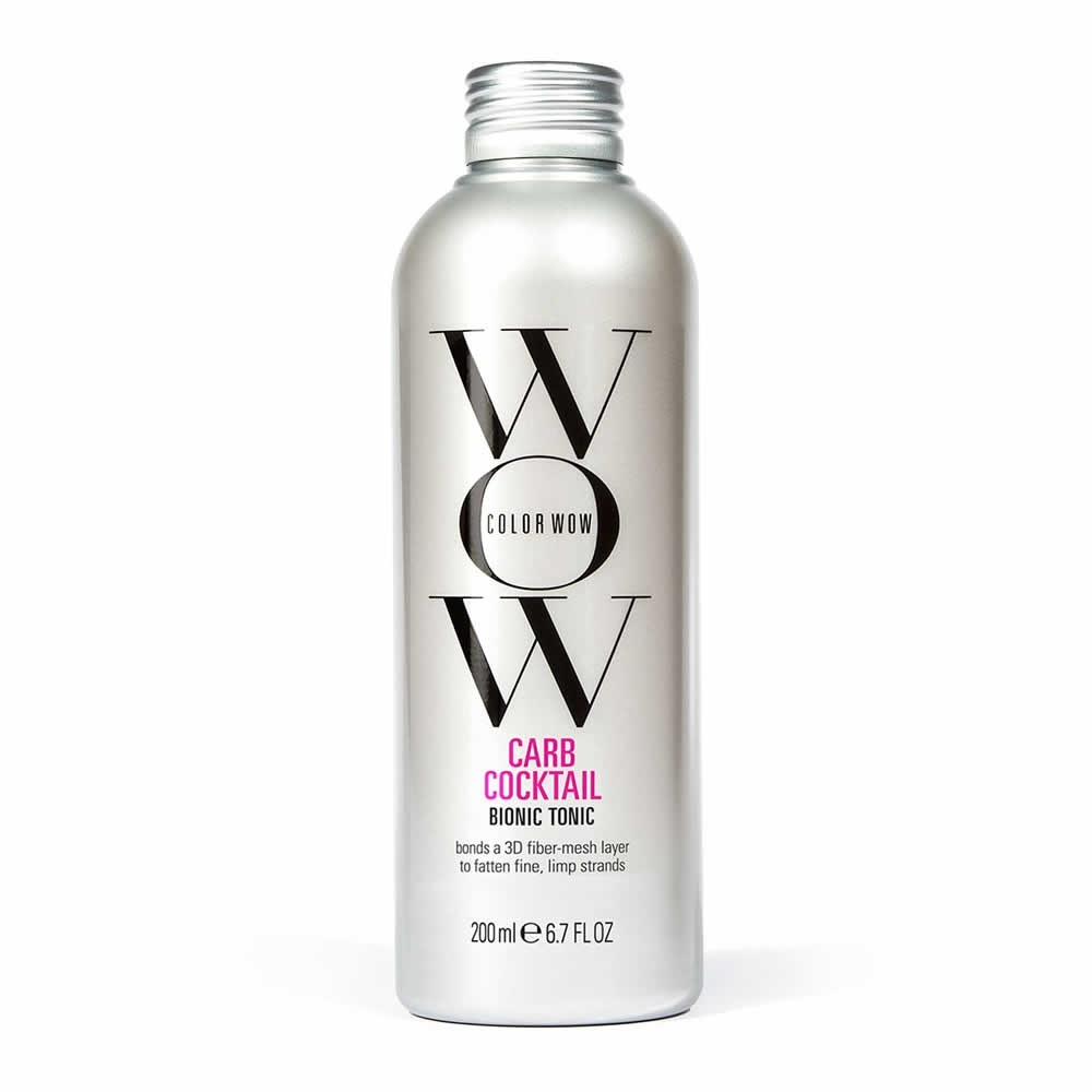 color wow thin hair products