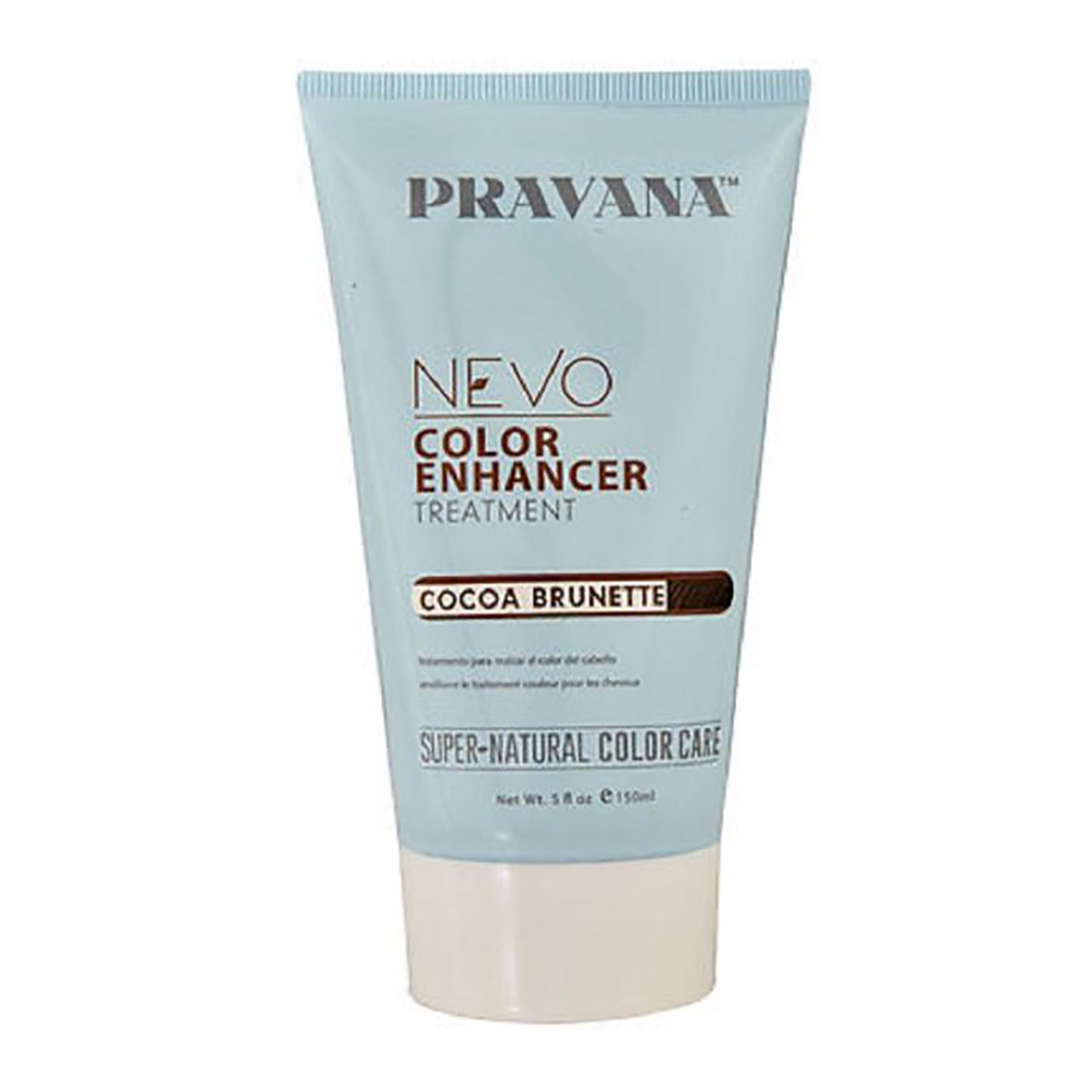 pravana nevo color enhancer cocoa brunette