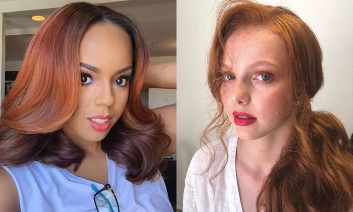 This Is The Best Shade Of Red Hair For Every Skin Tone