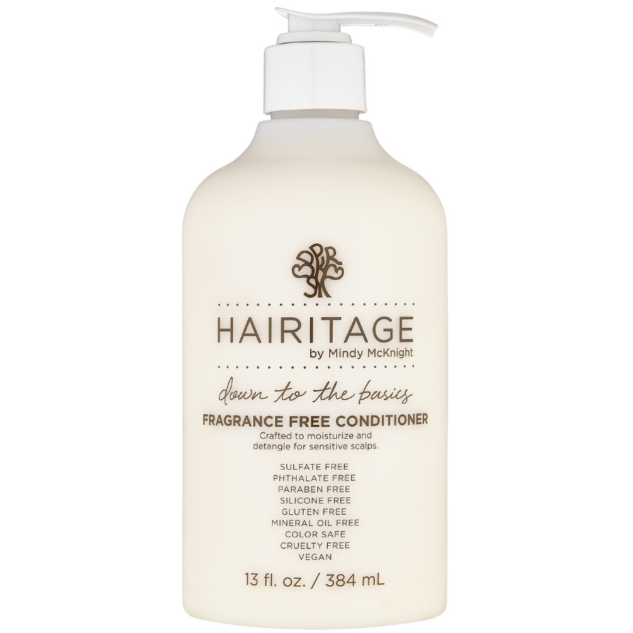 Down to the Basics Fragrance Free Conditioner