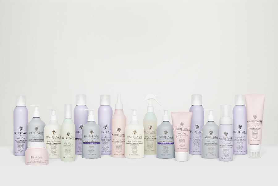 New products from Hairitage by Mindy McKnight