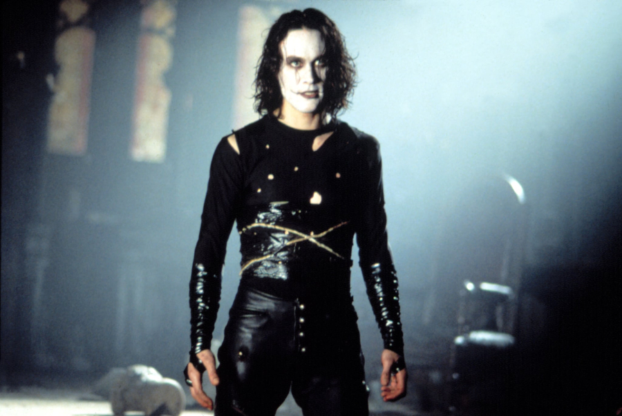 Eric Draven in The Crow | Mane Addicts