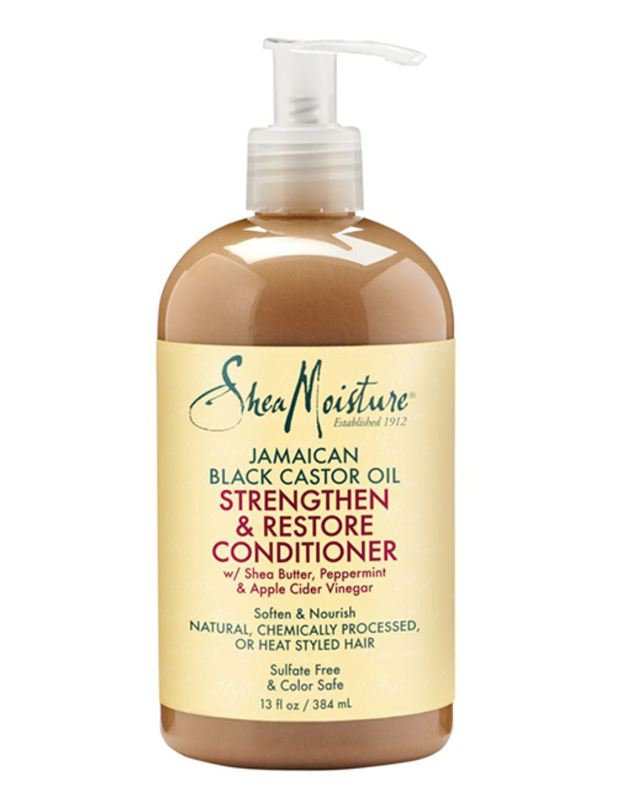 SheaMoisture Jamaican Black Castor Oil Strengthen & Restore Rinse-Out Conditioner
