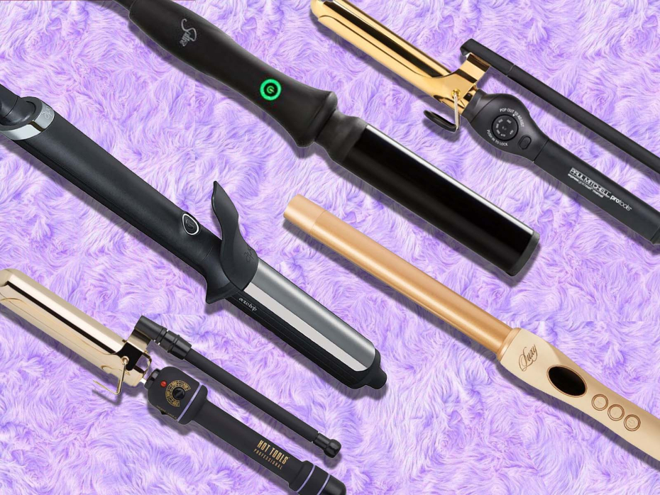 how to know which curling iron to use | Mane Addicts