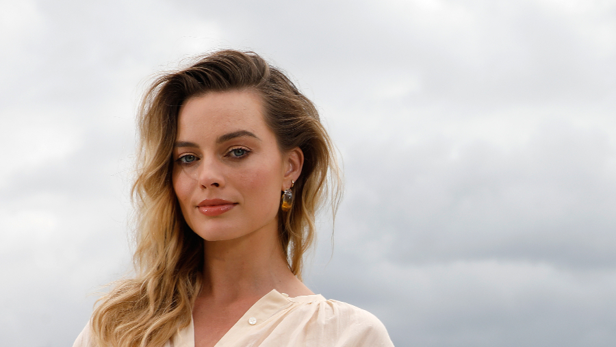 Once Upon A Time... In Hollywood Photocall - London Margot Robbie attending a photocall for Once Upon A Time... In Hollywood, held at the Corinthia Hotel, London. (Photo by David Parry/PA Images via Getty Images)