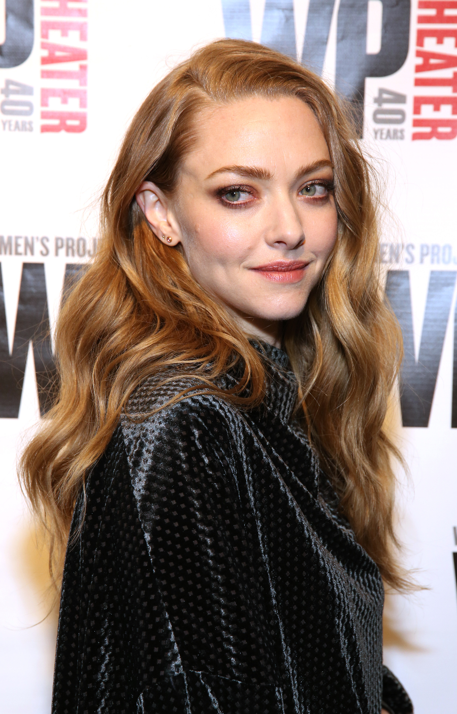 WP Theater's 40th Anniversary Gala NEW YORK, NY - APRIL 15: Amanda Seyfried attend the WP Theater's 40th Anniversary Gala - Women of Achievement Awards at the Edison Hotel on April 15, 2019 in New York City. (Photo by Walter McBride/WireImage,)
